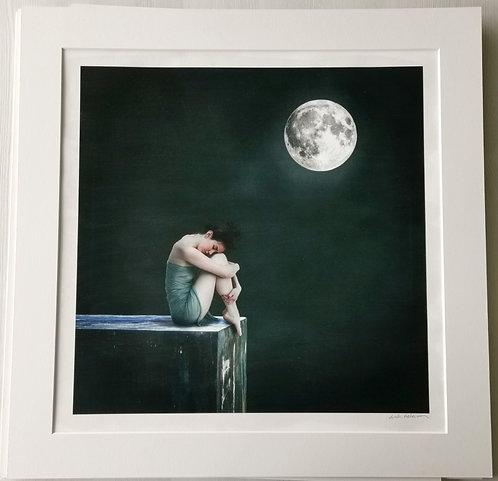 Under the moonlight - digitalprint
