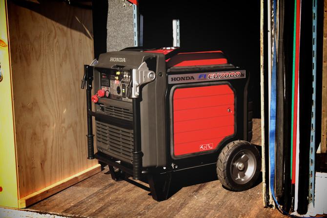 New Inventory: Generator!