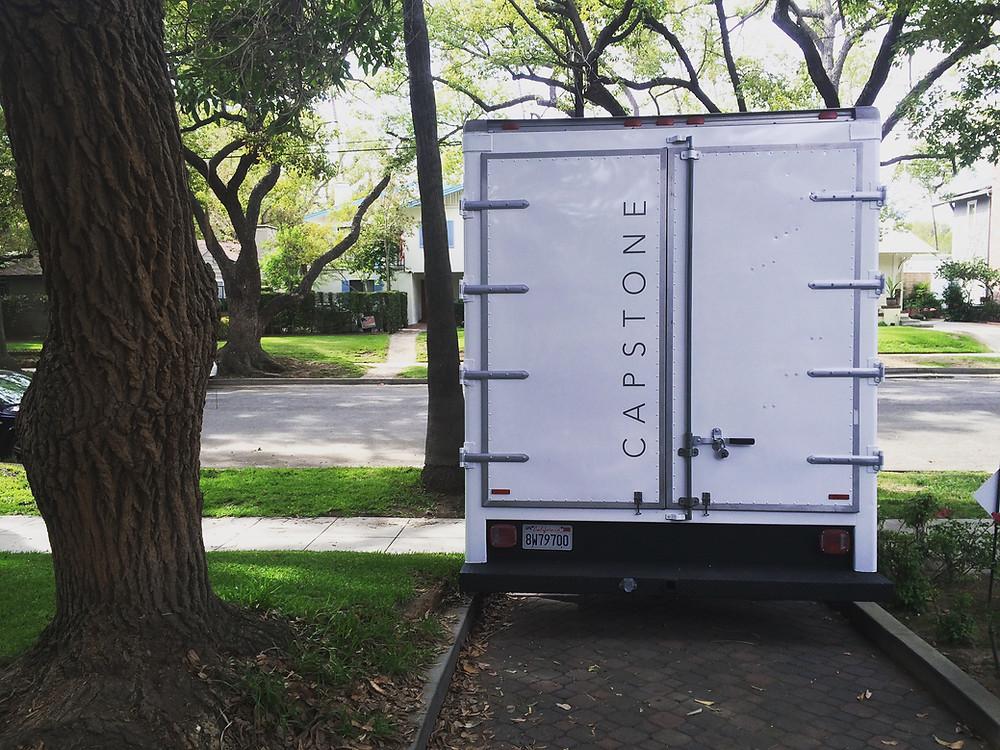 Capstone's 3 Ton Grip Truck