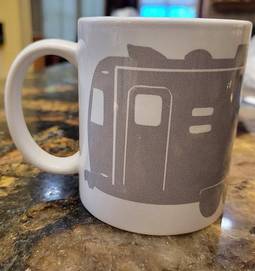 Airstream Trailer Mug