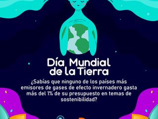 22 abril / Día Mundial de la Tierra