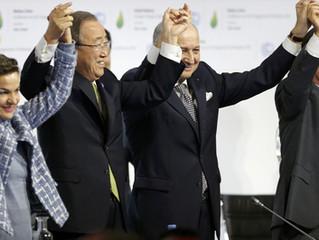 Antes y después del Acuerdo de París,  ¿Lo estamos logrando?