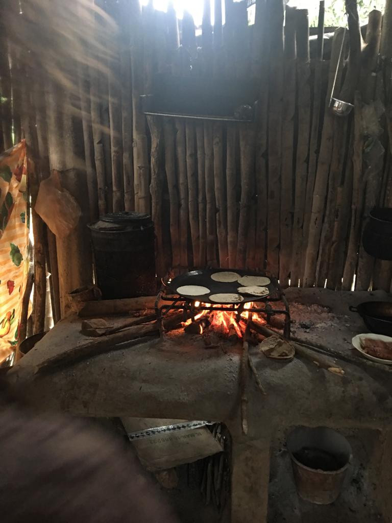 Cocina en San Felipe