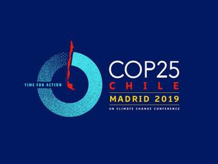 ¿Dónde quedaron los derechos humanos en la COP 25?