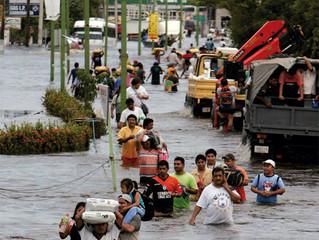 La crisis climática es una crisis de Derechos Humanos