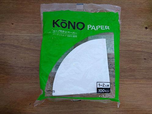 Kono Filter Paper