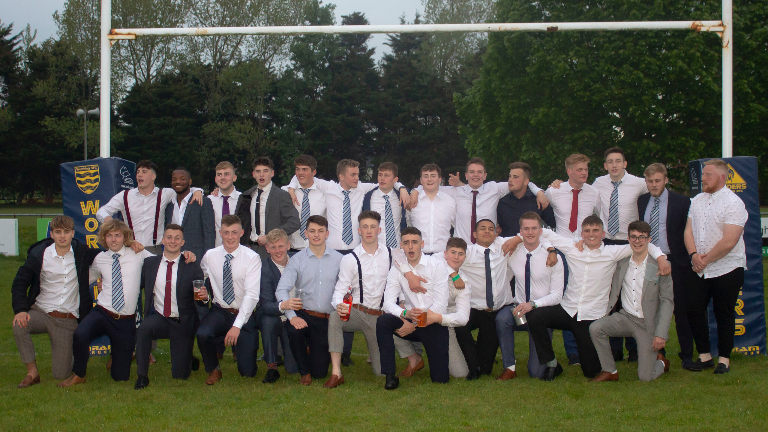 Sports Awards - Rugby Team