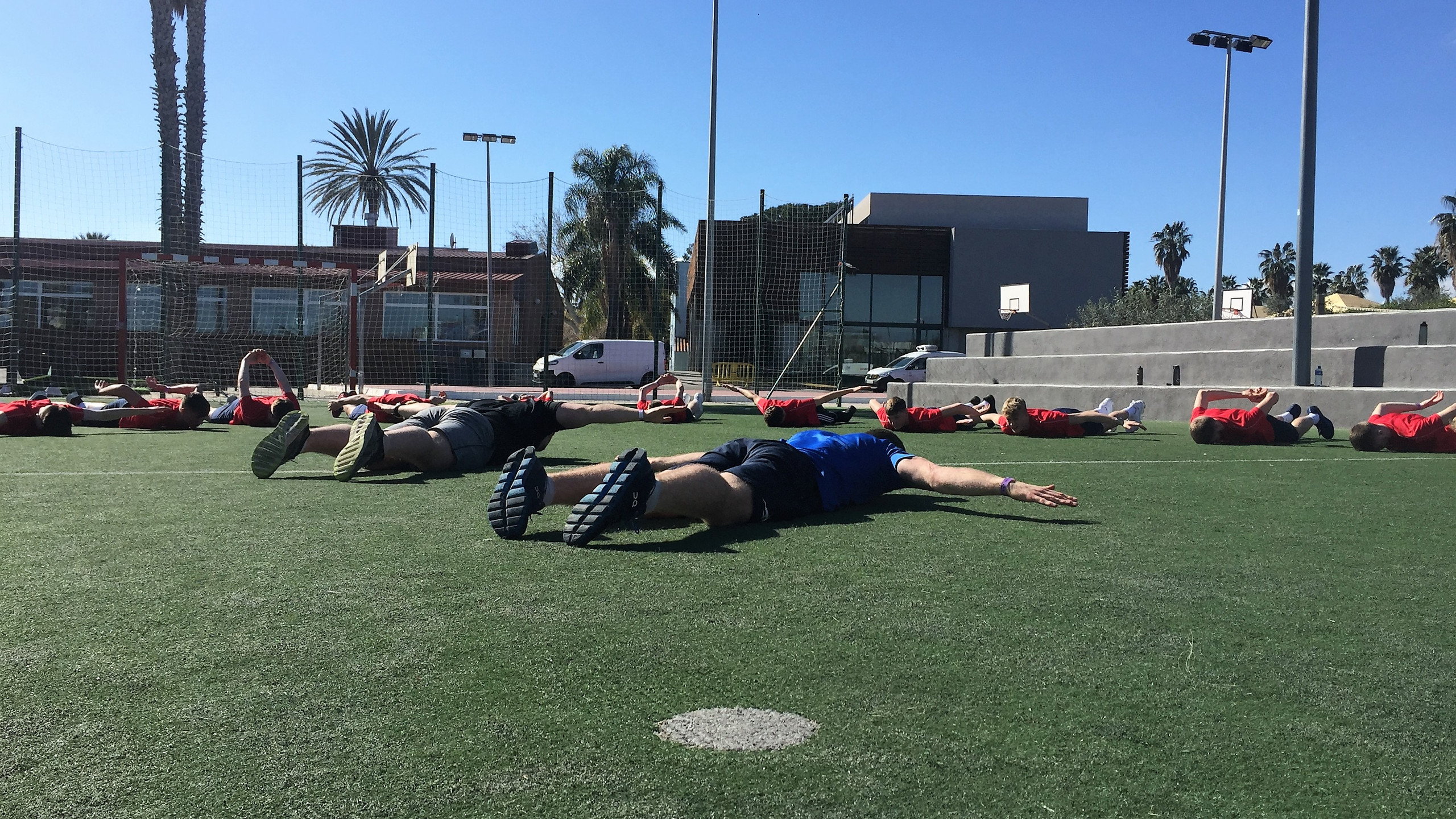 Player Conditioning 3