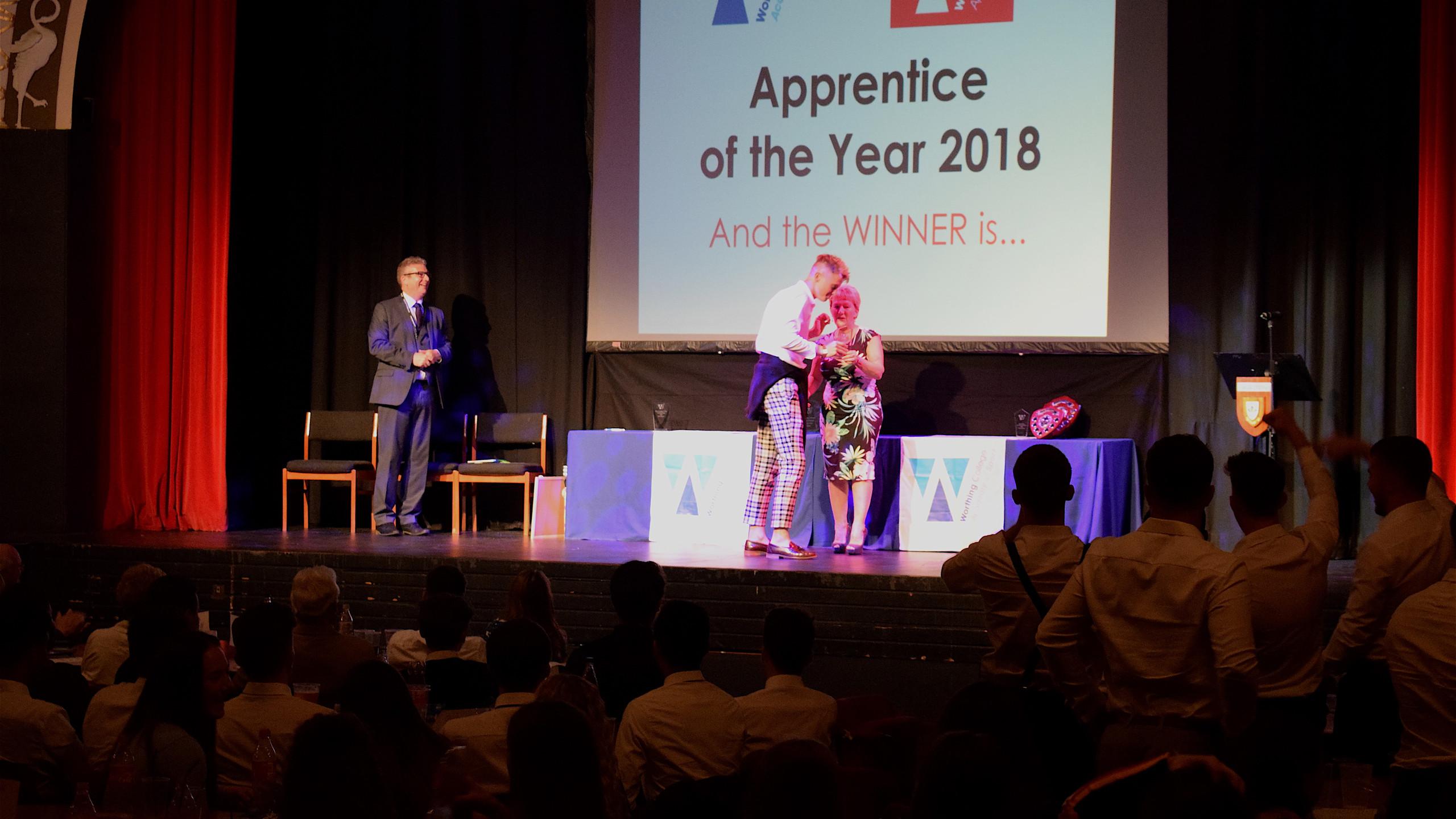 Apprentice Winner