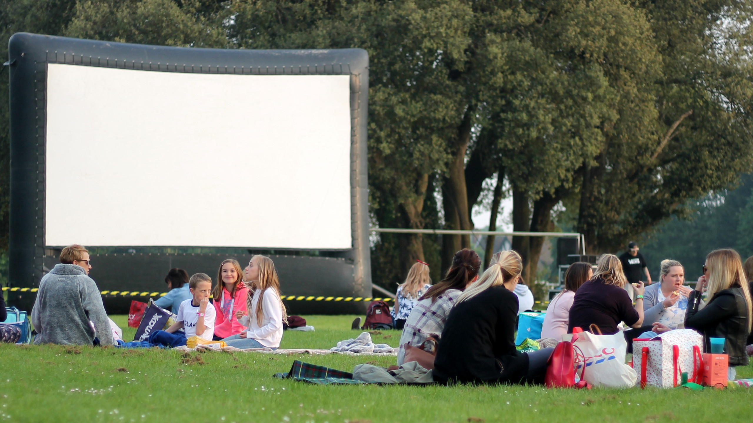 Screen on the Green The Greatest Showman