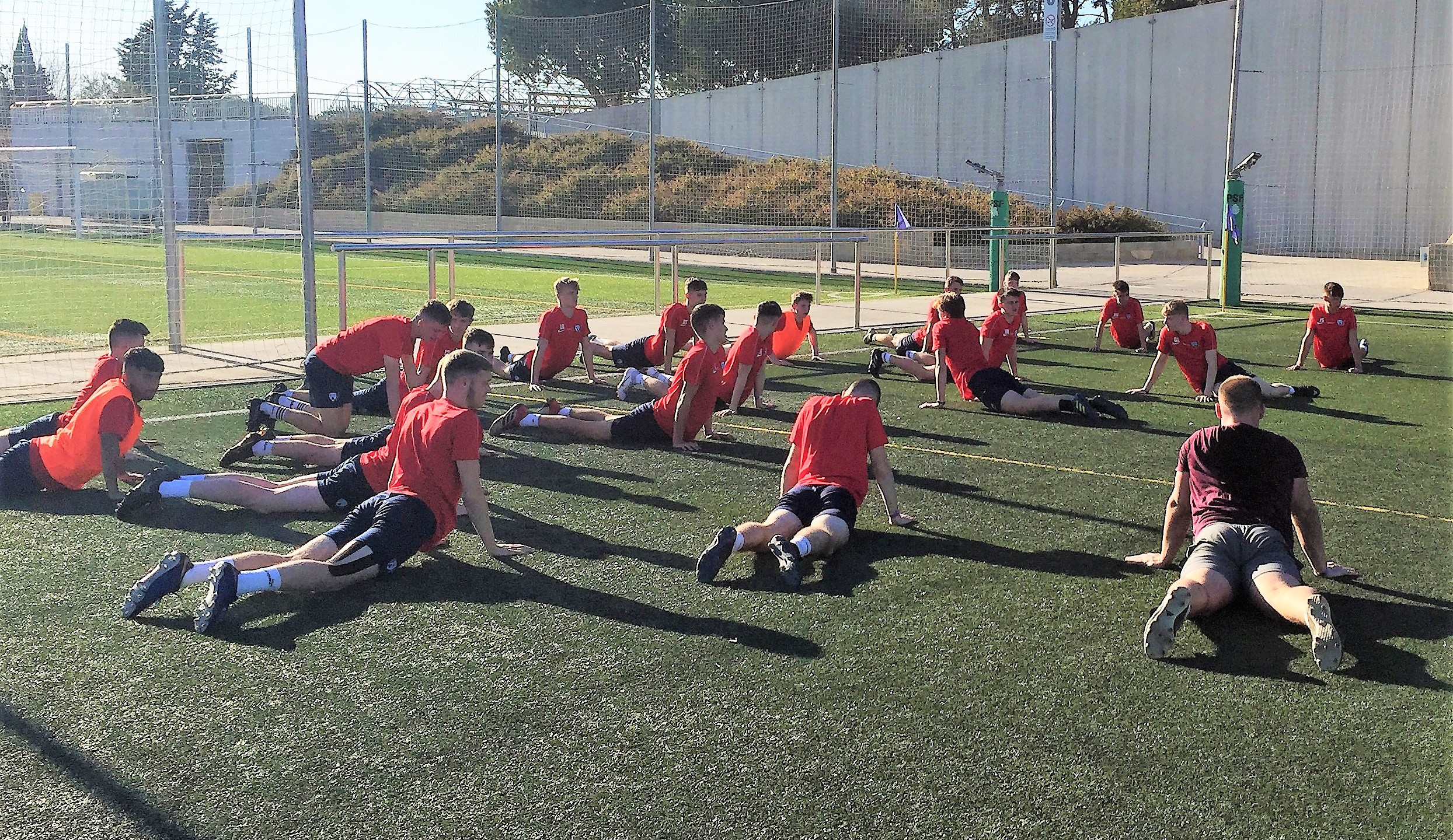 Player Conditioning 2