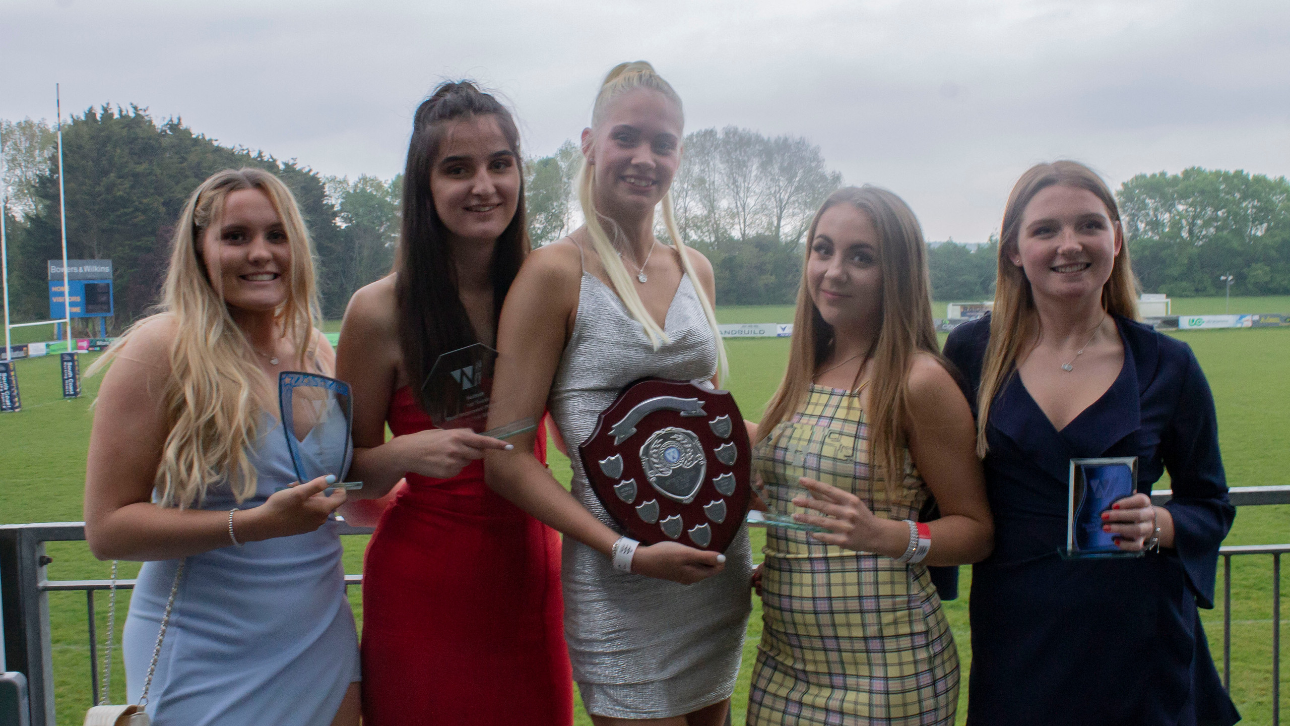 Sports Awards - Netball Team