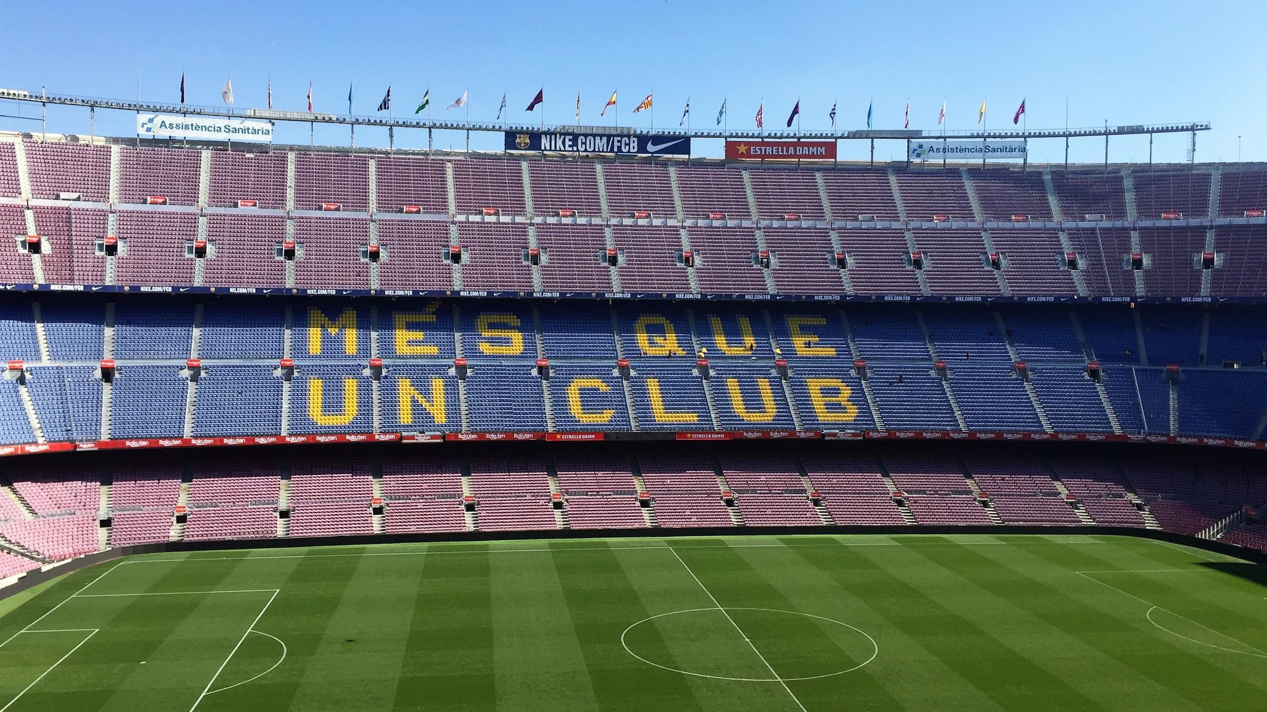 Barca Tour - Stadium