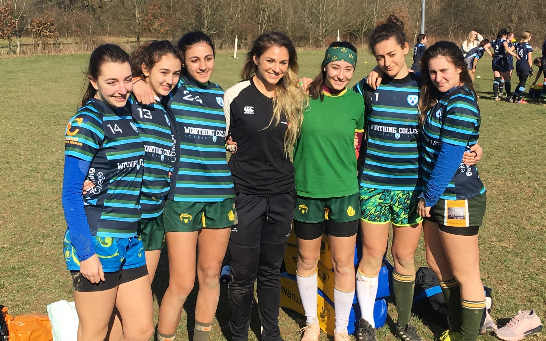 Women's Rugby Photo