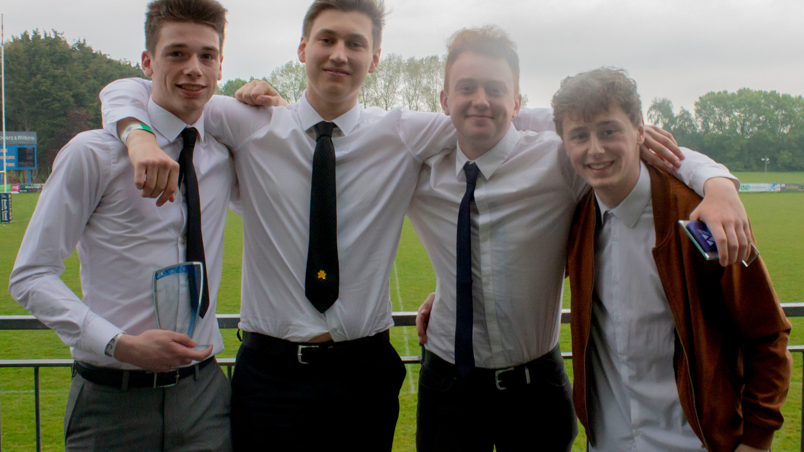 Sports Awards - Basketball Team