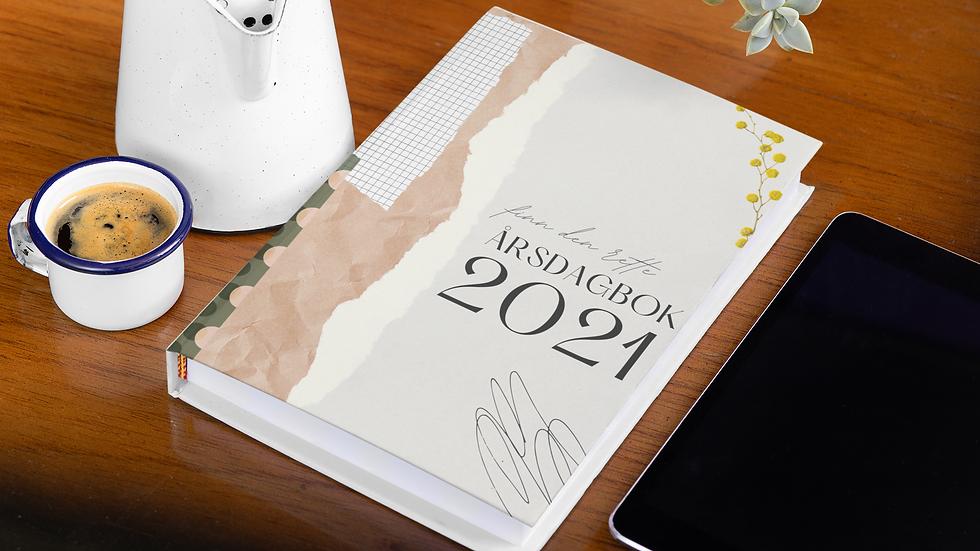 Årsdagbok 2021