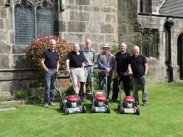 Churchyard team.JPG