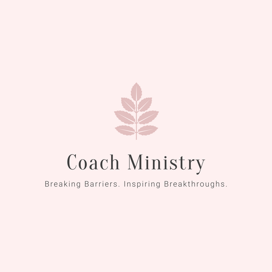 - Coach Ministry