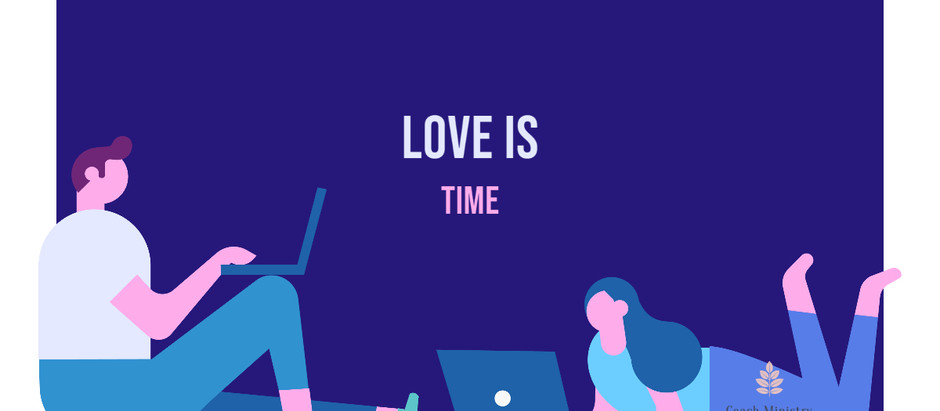 Love is... No.7 #20IndicatorsofLove
