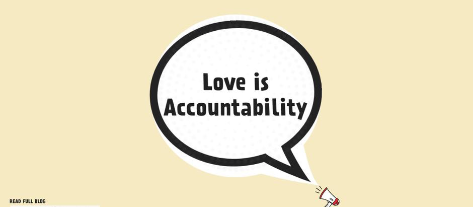 Love is... No.8 #20IndicatorsofLove