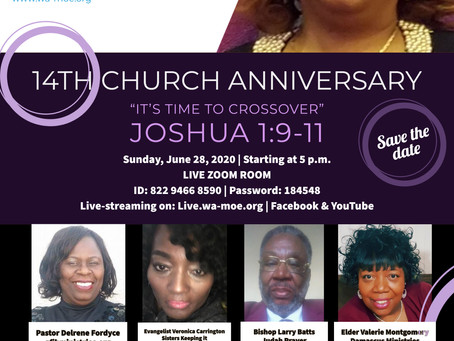 Celebrating 14 Years of Ministry