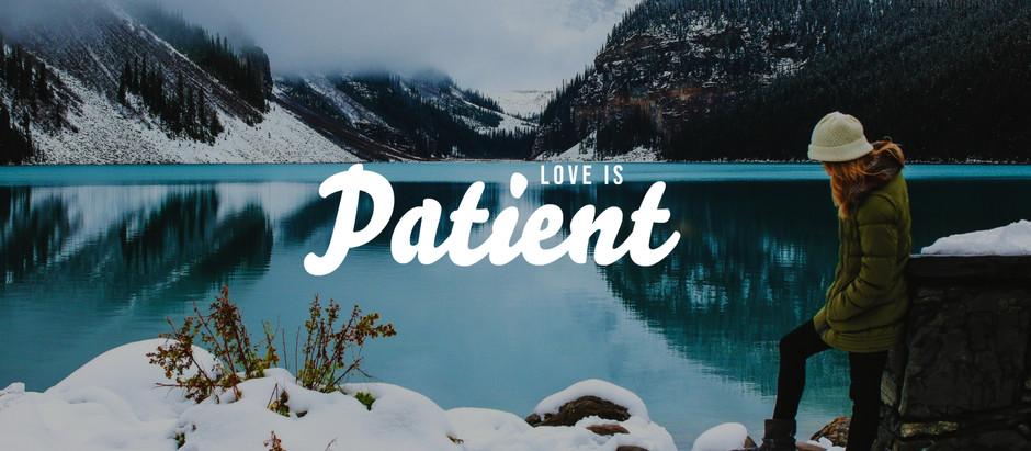 Love Is... No.3 #20IndicatorsofLove