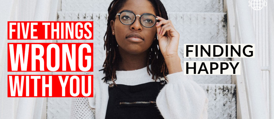 FIVE Things Wrong With Me. How well do you know yourself?!