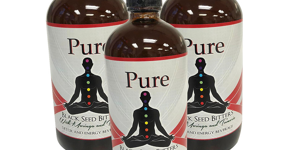 Pure Blackseed Bitters 6-Pack
