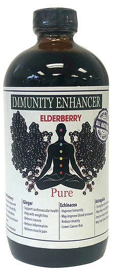 Pure Immunity Enhancer with Black Elderberry