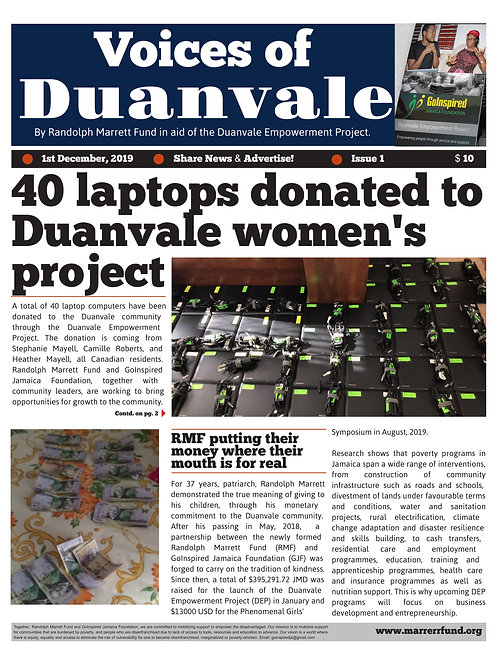 Voices of Duanvale