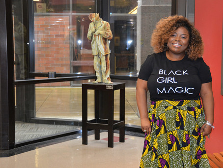 Dr. Ramycia McGhee honored with OSU Black Excellence Award