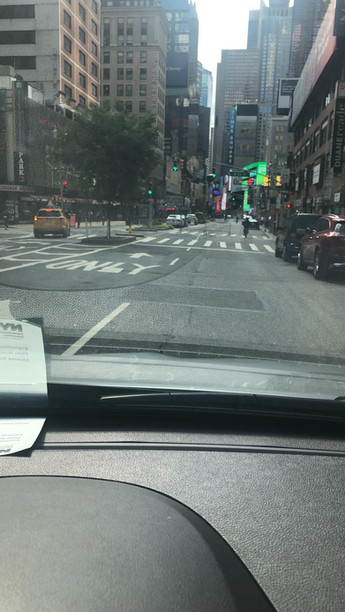 Broadway W 52 St