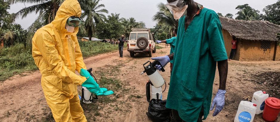 Ebola outbreak in Congo reaches 100 cases