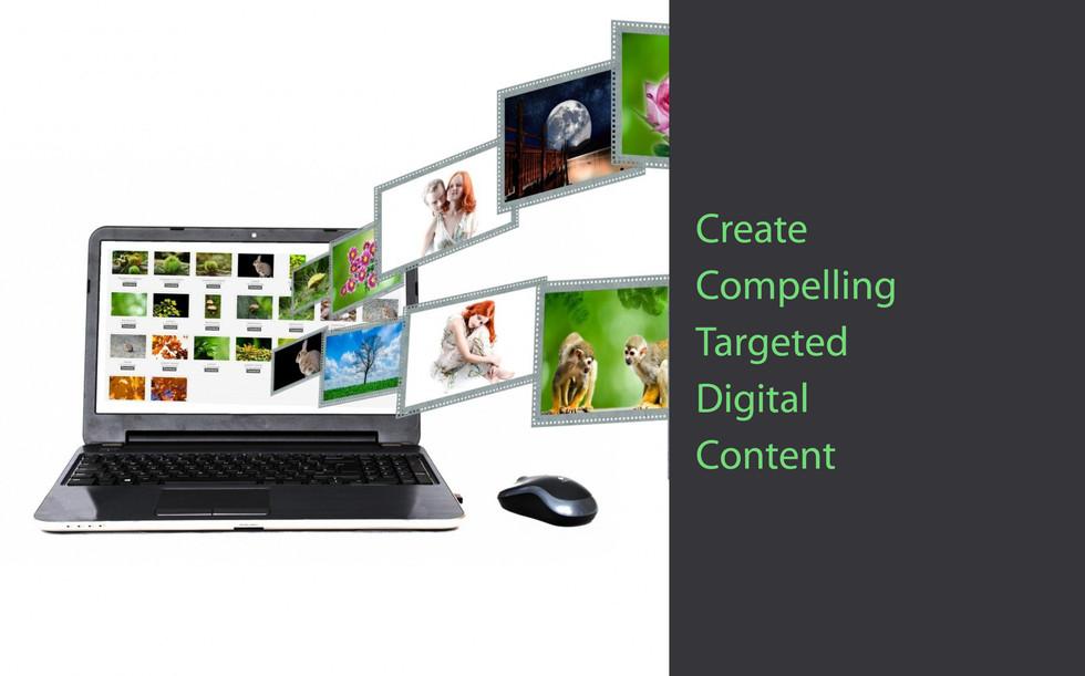 Create Compelling Digital Content