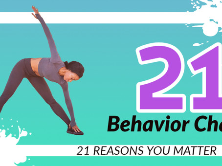 21 Reasons You Matter