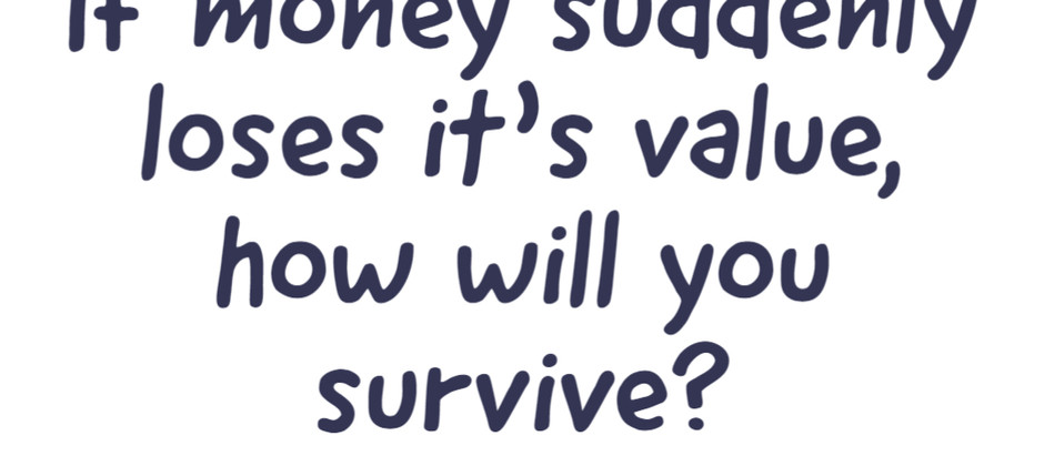 If money lost it's value... ? #20Question