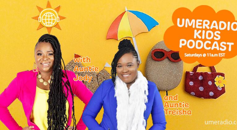 UMERADIO Kids Podcast