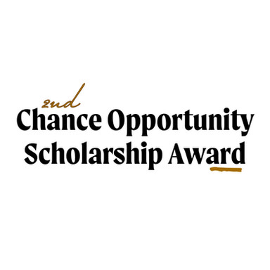 2ND CHANCE OPPORTUNITY SCHOLARSHIP AWARD APPLICATION