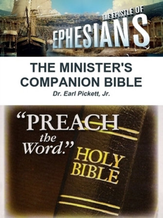 Minister's Companion Bible: Ephesians