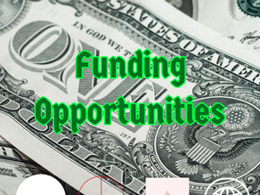 Grant and Award Opportunities that have Spring and Summer 2021