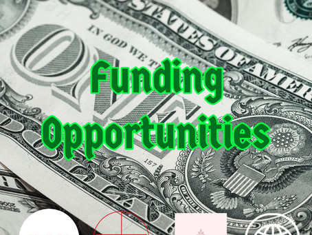 Grant & Award Opportunities this Summer
