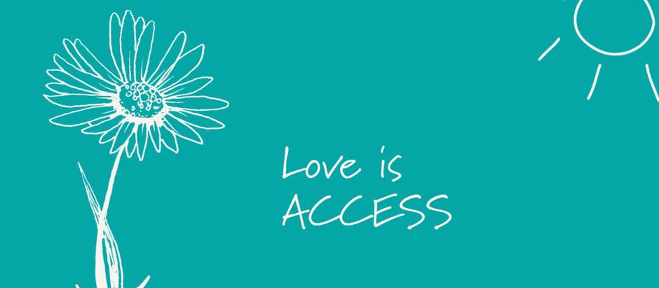 Love is... No.5 #20IndicatorsofLove