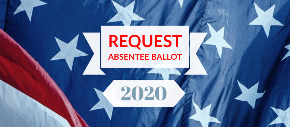 Absentee Voting by Mail or Dropbox
