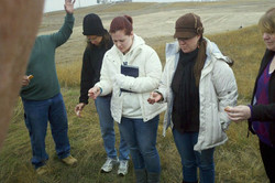 Communion at Wounded Knee