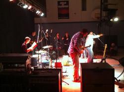 Leading Worship in Oglala, SD