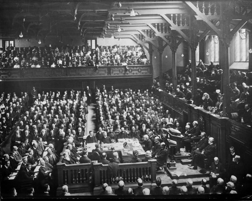 Всемирная Миссионерская Конференция в Эдинбурге, 1910 г.