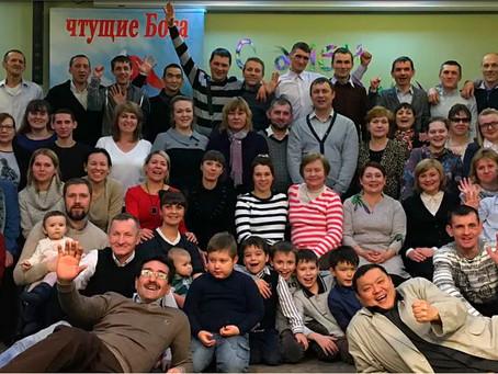 8 лет Московской Церкви!
