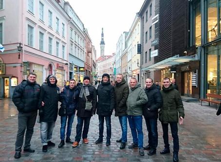 Братская встреча в Европе