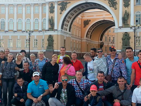 Начало Библейской Школы в Санкт-Петербурге
