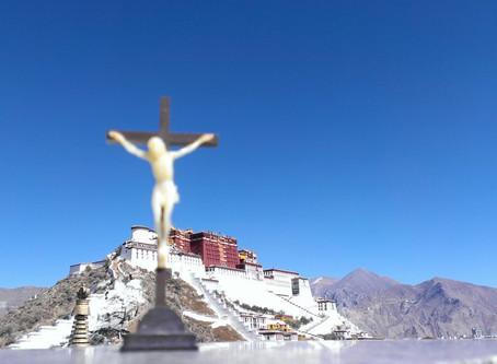 4 декабря - пост за Тибет.